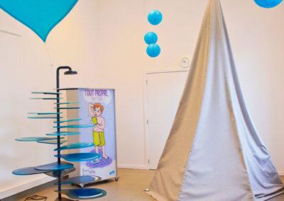 Atelier hygiène, jeux